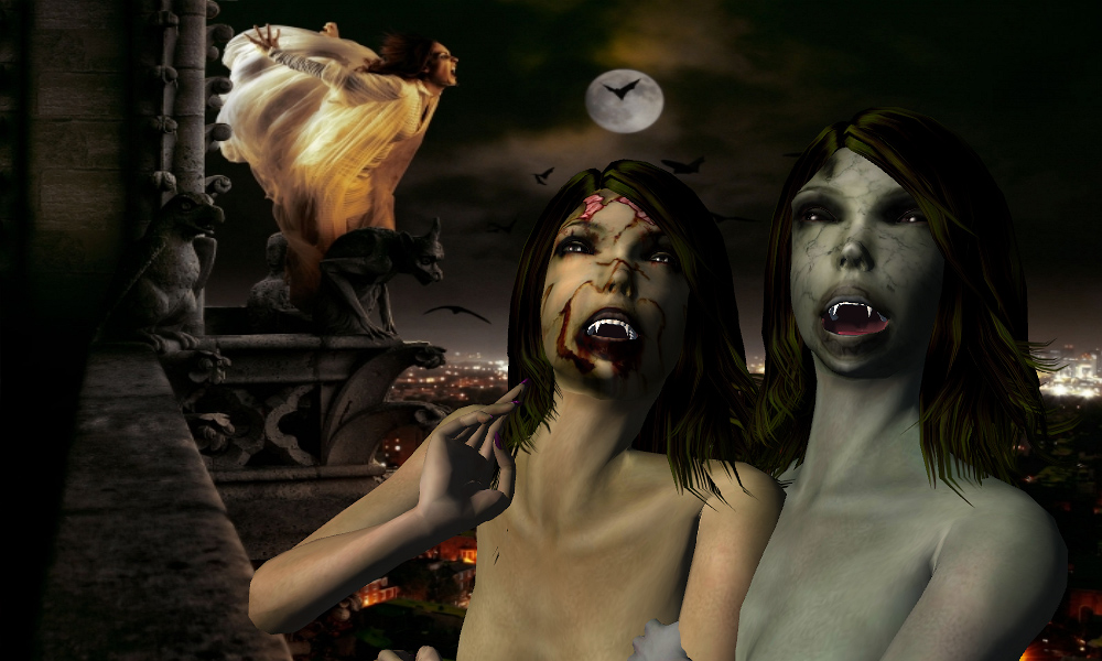 Reply))) Nude vampire girl pictures