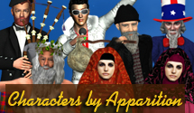 Apparition's Avatars