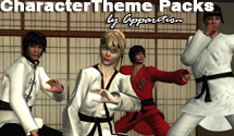 Character Theme Pack